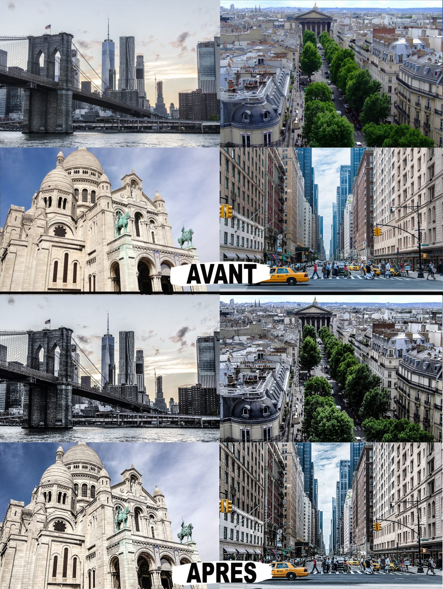 preset lightroom gratuit