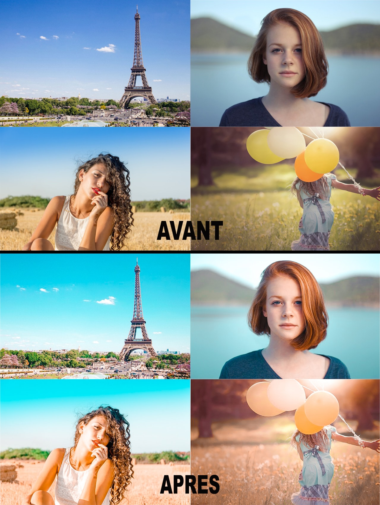 presets lightroom gratuit iphone